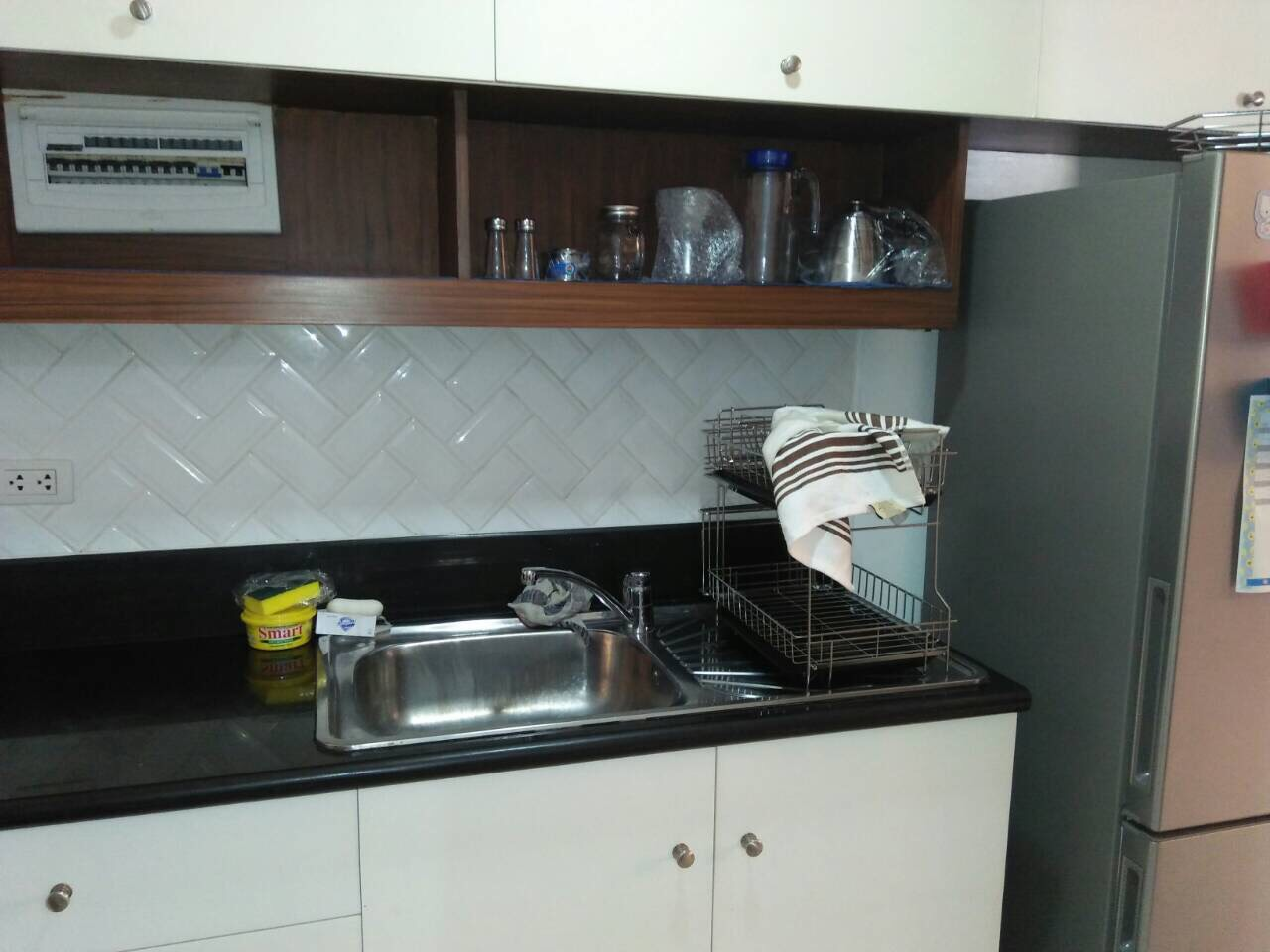 2BR Condo For Sale, Tuscany Estate, Taguig City Kitchen View 2