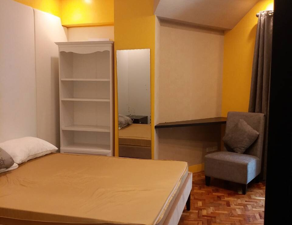 For Rent, Almond, Two Serendra, BGC, Taguig City Bedroom 3