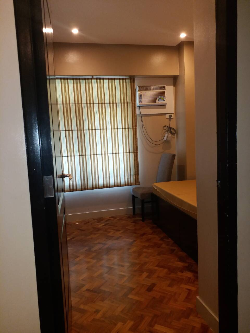 For Rent, Almond, Two Serendra, BGC, Taguig City Bedroom 1 View