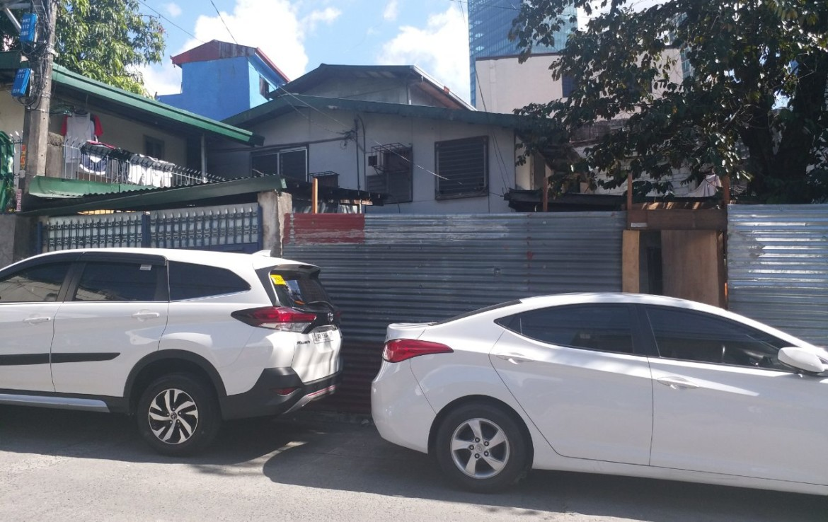 Vacant Lot For Sale, Samar St. Makati City