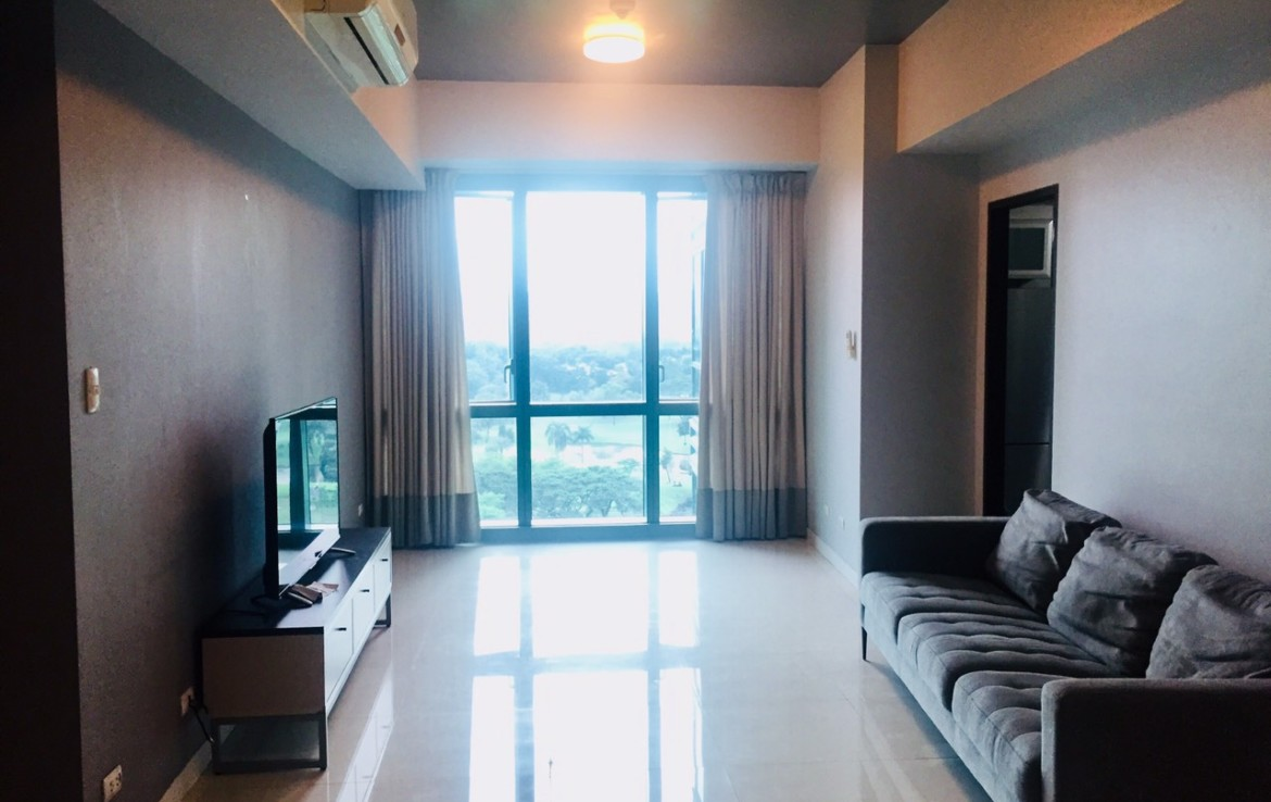 2BR Condo For Rent, 8 Forbestown Road Living Area View 2