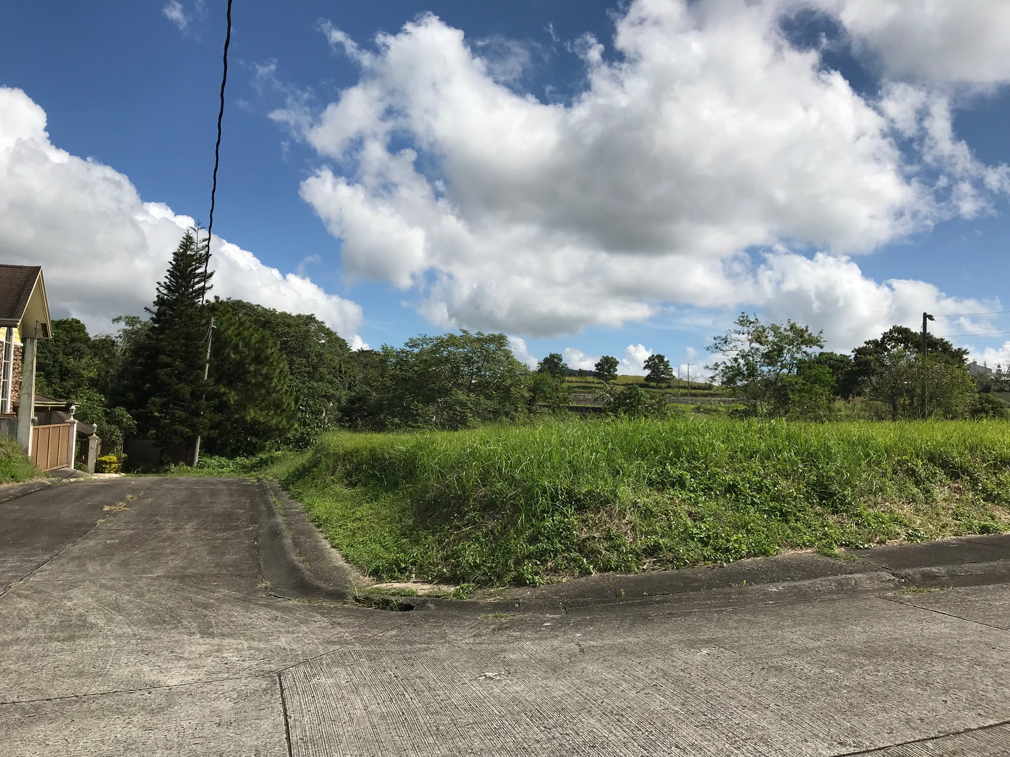 Vacant Lot For Sale Tagaytay Southridge Estates View 1