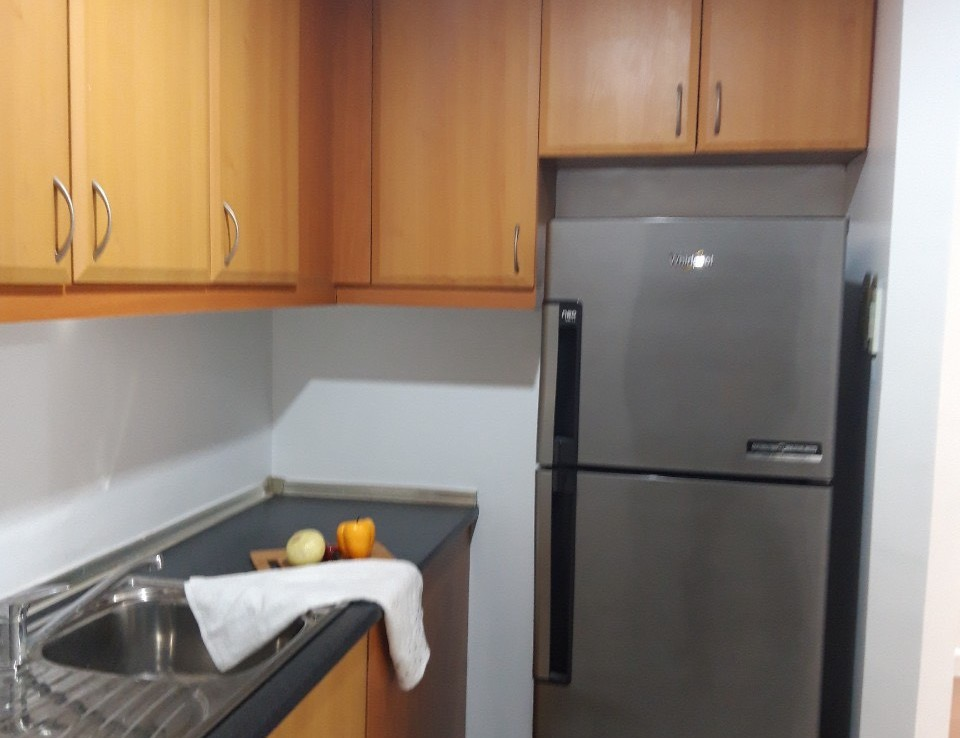 1 Bedroom Condo For Sale, Forbeswood Heights, BGC Kitchen