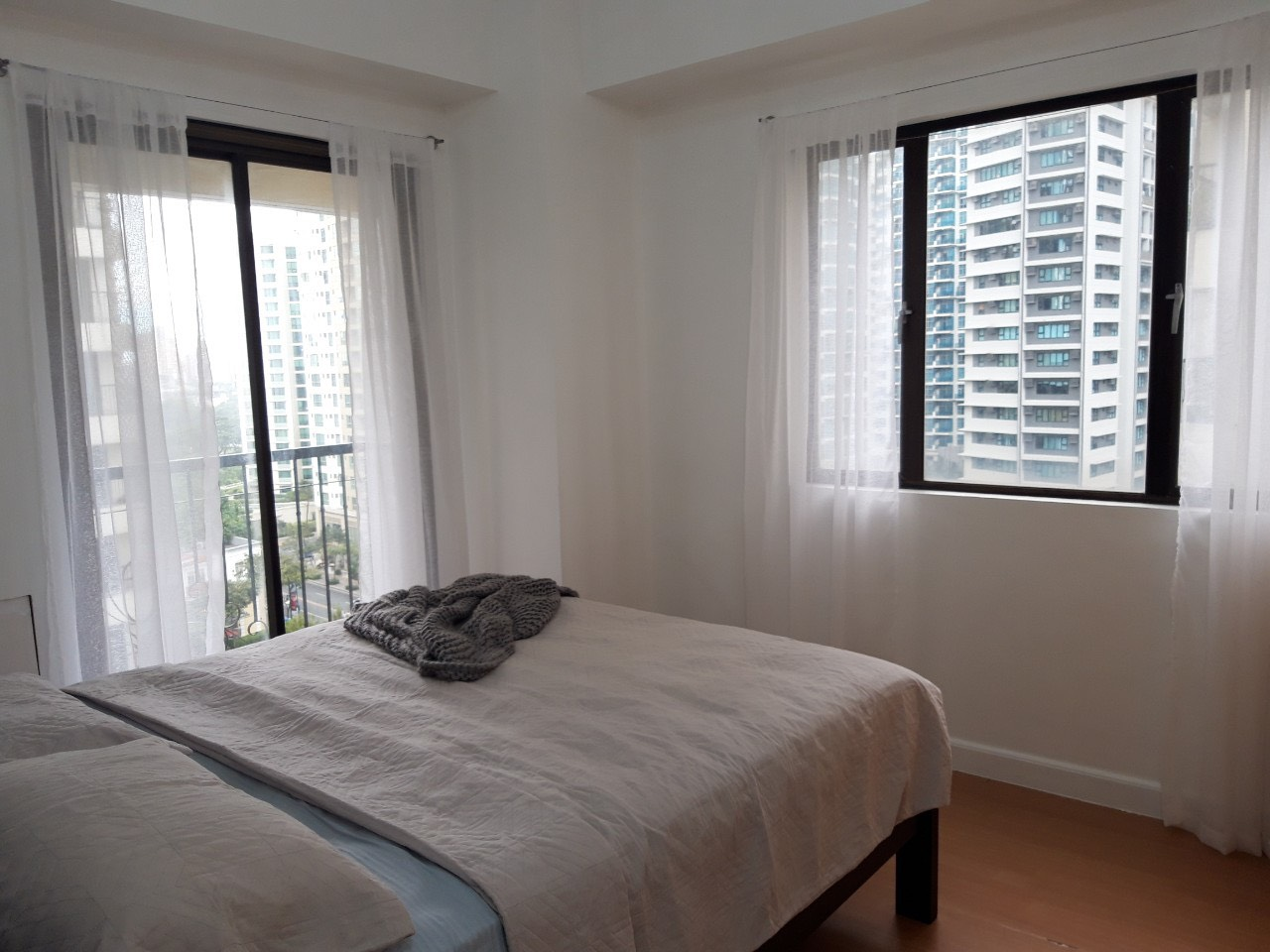1 Bedroom Condo For Sale, Forbeswood Heights, BGC Bedroom