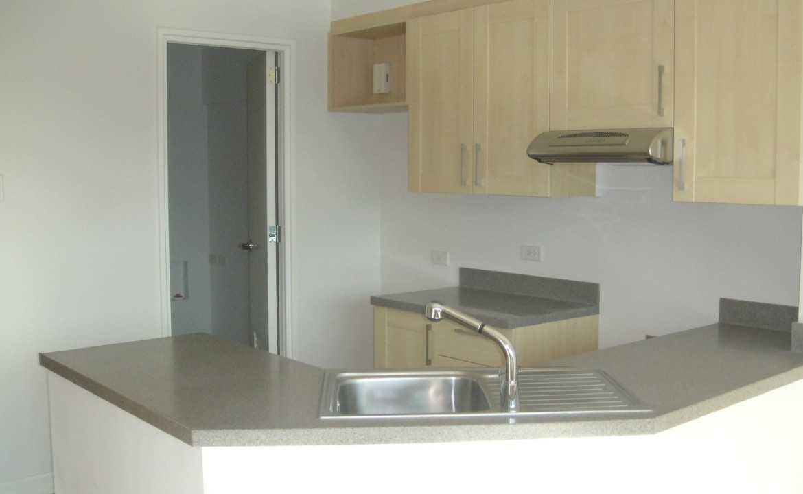 2BR Condo For Lease, One Rockwell East Kitchen