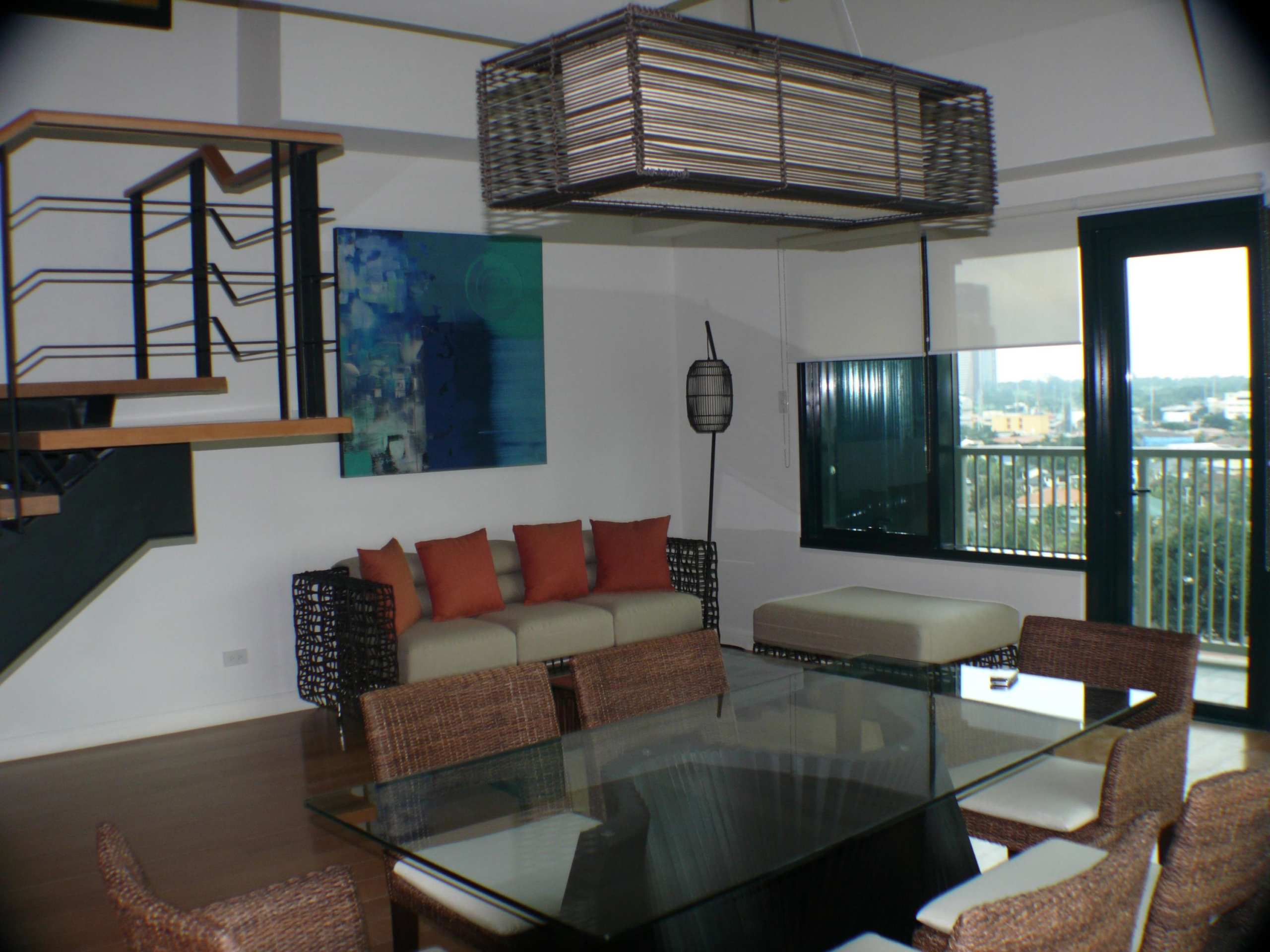 3BR Condo For Lease, One Rockwell East, Makati City