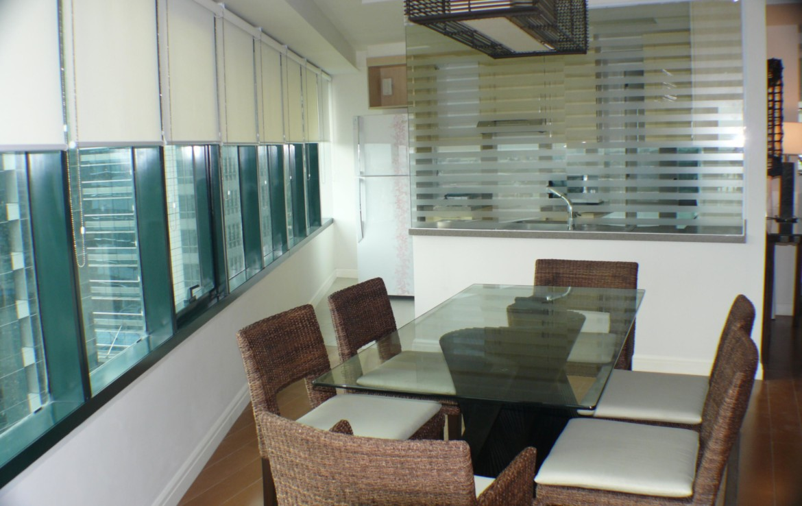 3BR Condo For Lease, One Rockwell East 8
