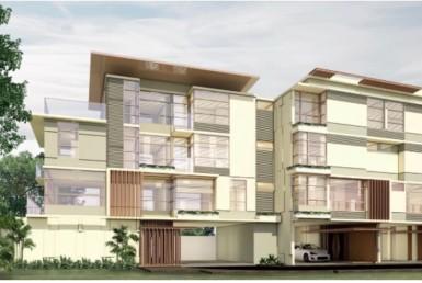 5 Bedroom Townhouse For Sale, Pinaglaban Street, San Juan City