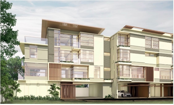 5 Bedroom Townhouse For Sale, Pinaglaban Street, San Juan City