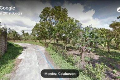 Lot For Sale, Mendez, Cavite