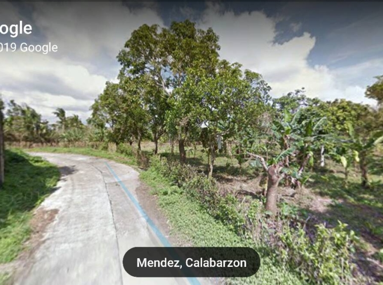 Lot For Sale, Mendez, Cavite