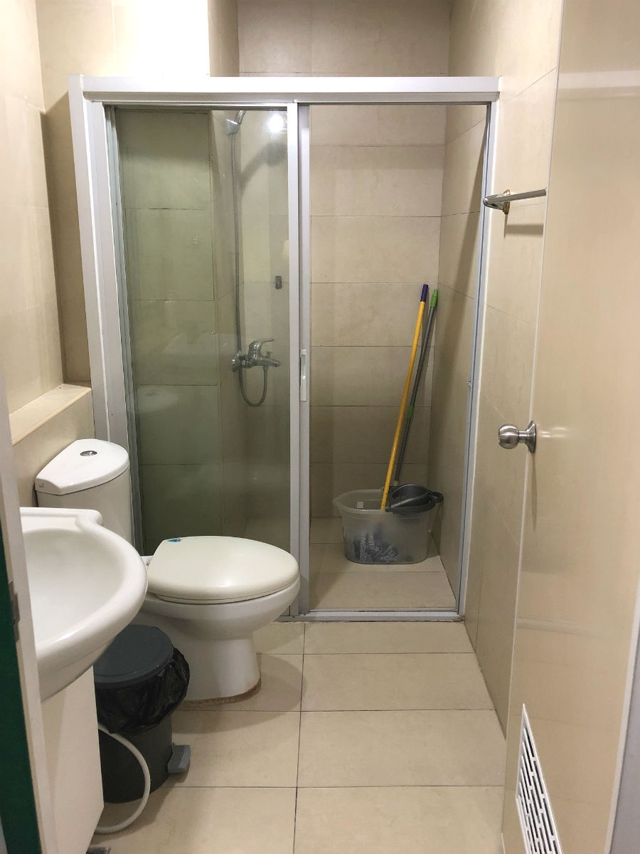 Office Space For Sale, Fort Palm Spring Bathroom