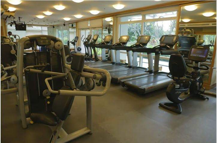 3BR Condo For Sale, One Roxas Triangle Gym