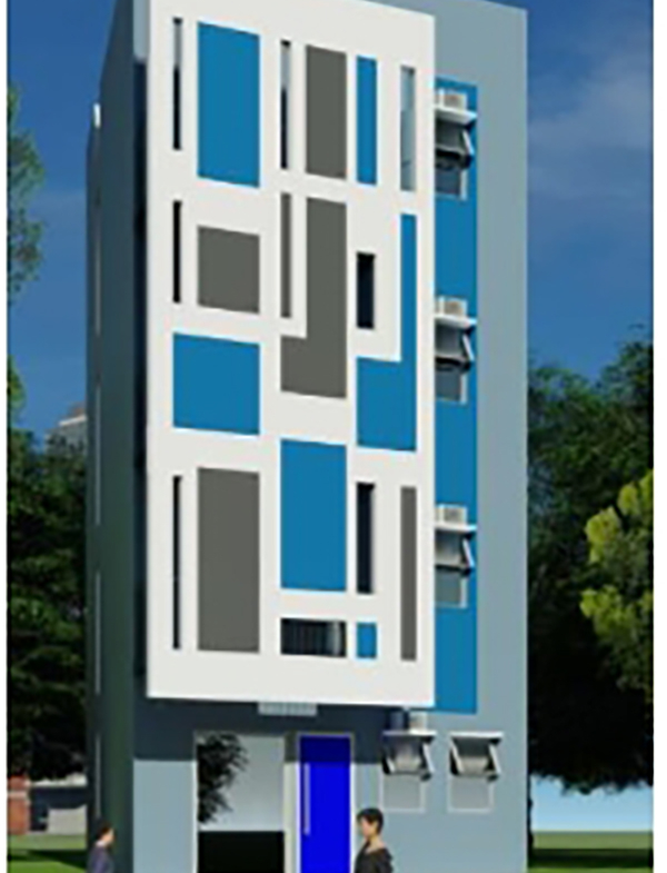 Makati Dormitory Building For Sale Lease Rent Kalayaan 2-Facade2020