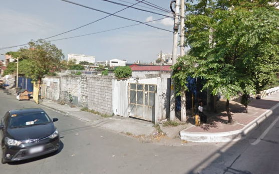 Vacant Lot For Sale Bangkal Makati City-corner