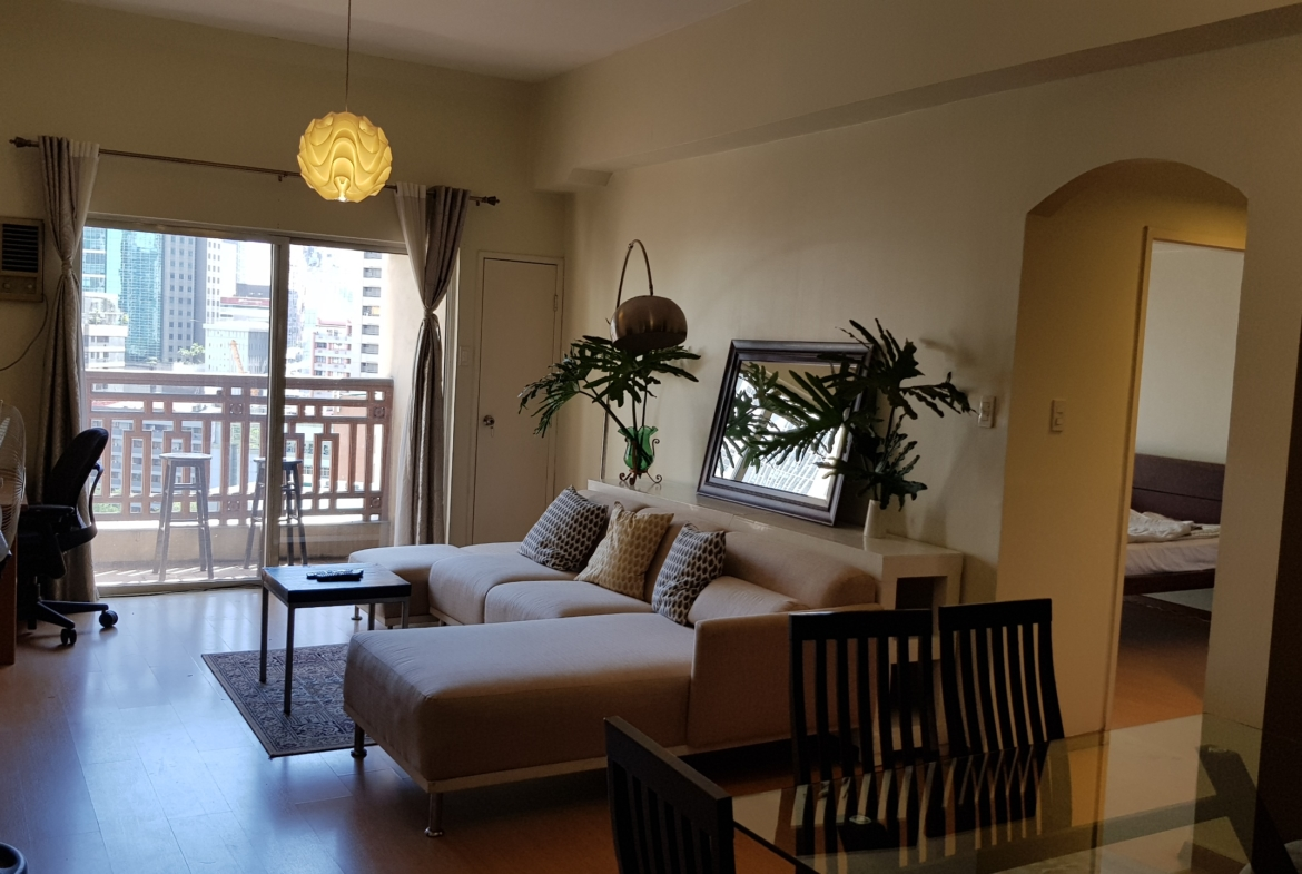 1BR Condo For Rent Elizabeth Place, Makati City