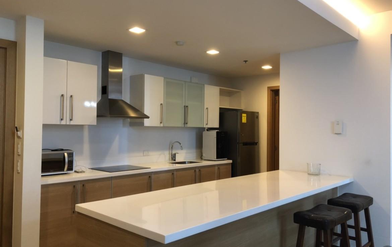 1BR Condo For Rent, Park Terraces Kitchen 1