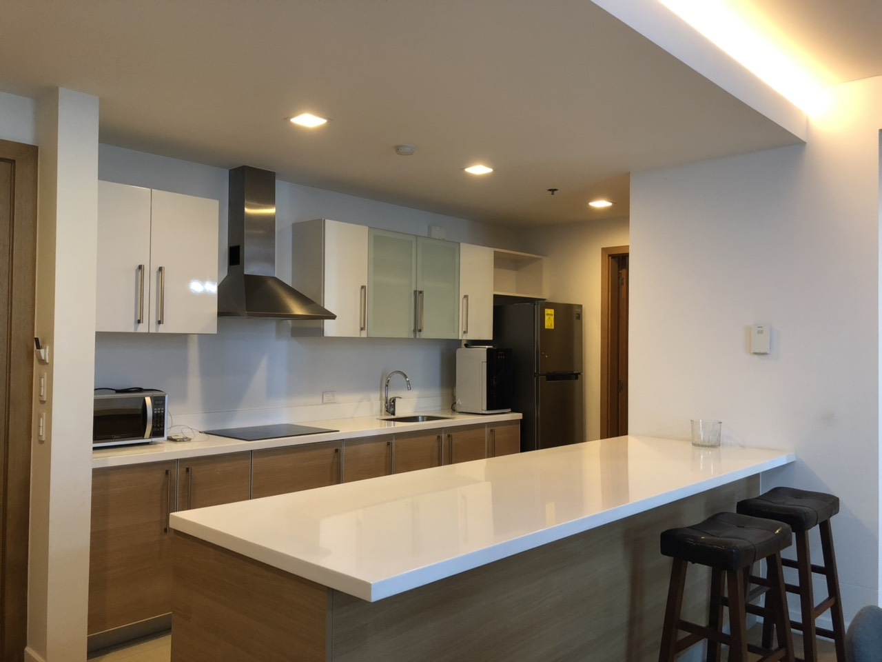 1BR Condo For Rent, Park Terraces Kitchen 1