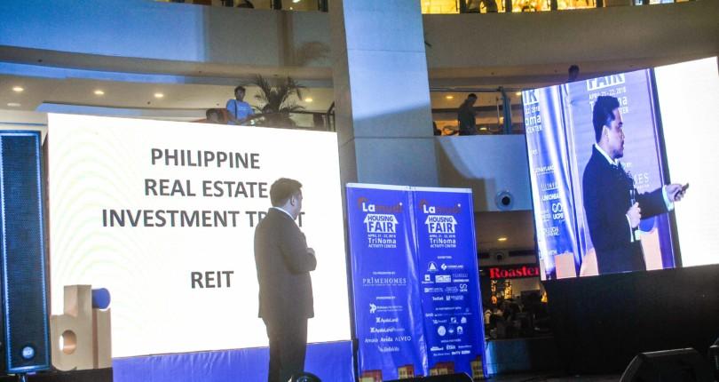 PHILIPPINE REIT IRR
