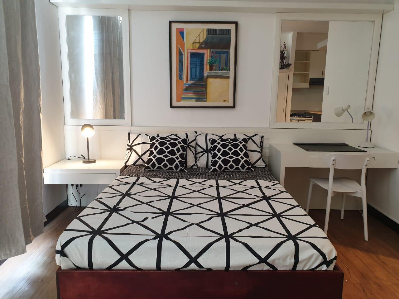 Studio Condo For Rent, Azotea Suites, Makati City