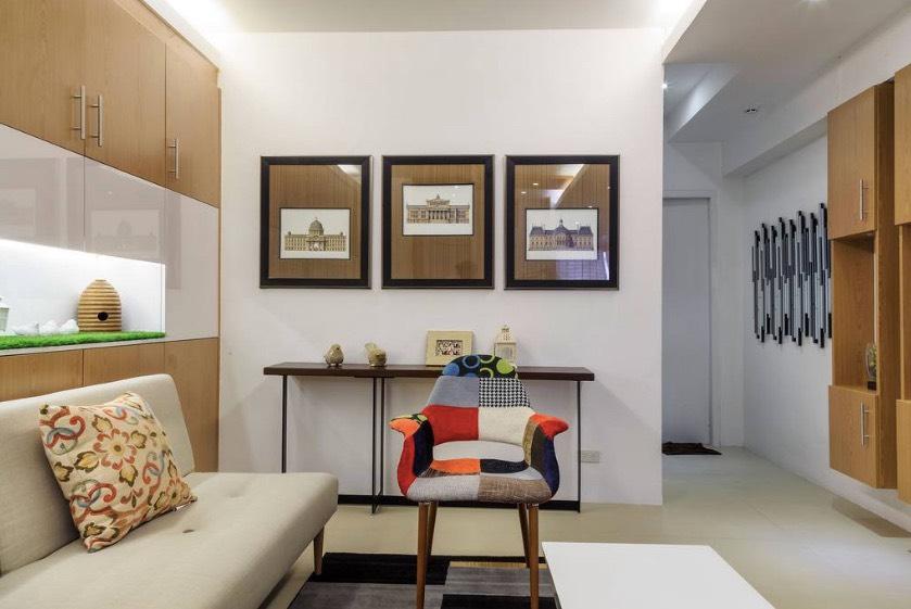 1BR Condo For Lease, Perla Mansion, Makati City