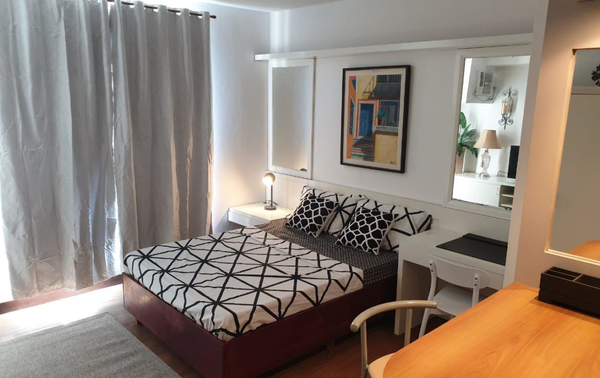 Studio Condo For Rent, Azotea Suites 2