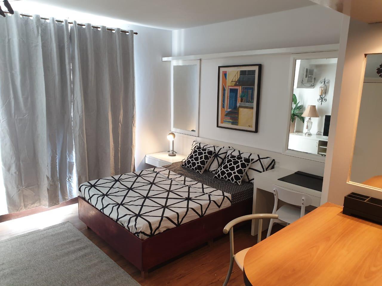Studio Condo For Rent, Azotea Suites 2