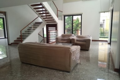 5BR House For Lease, McKinley Hill Village, Taguig City