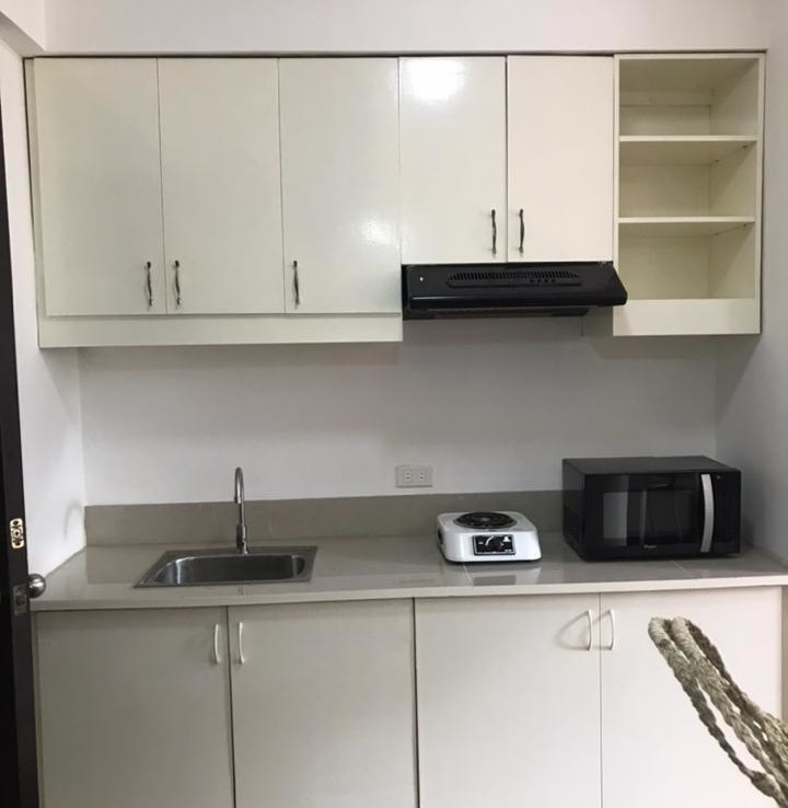 Studio Condo For Rent, Azotea Suites 3