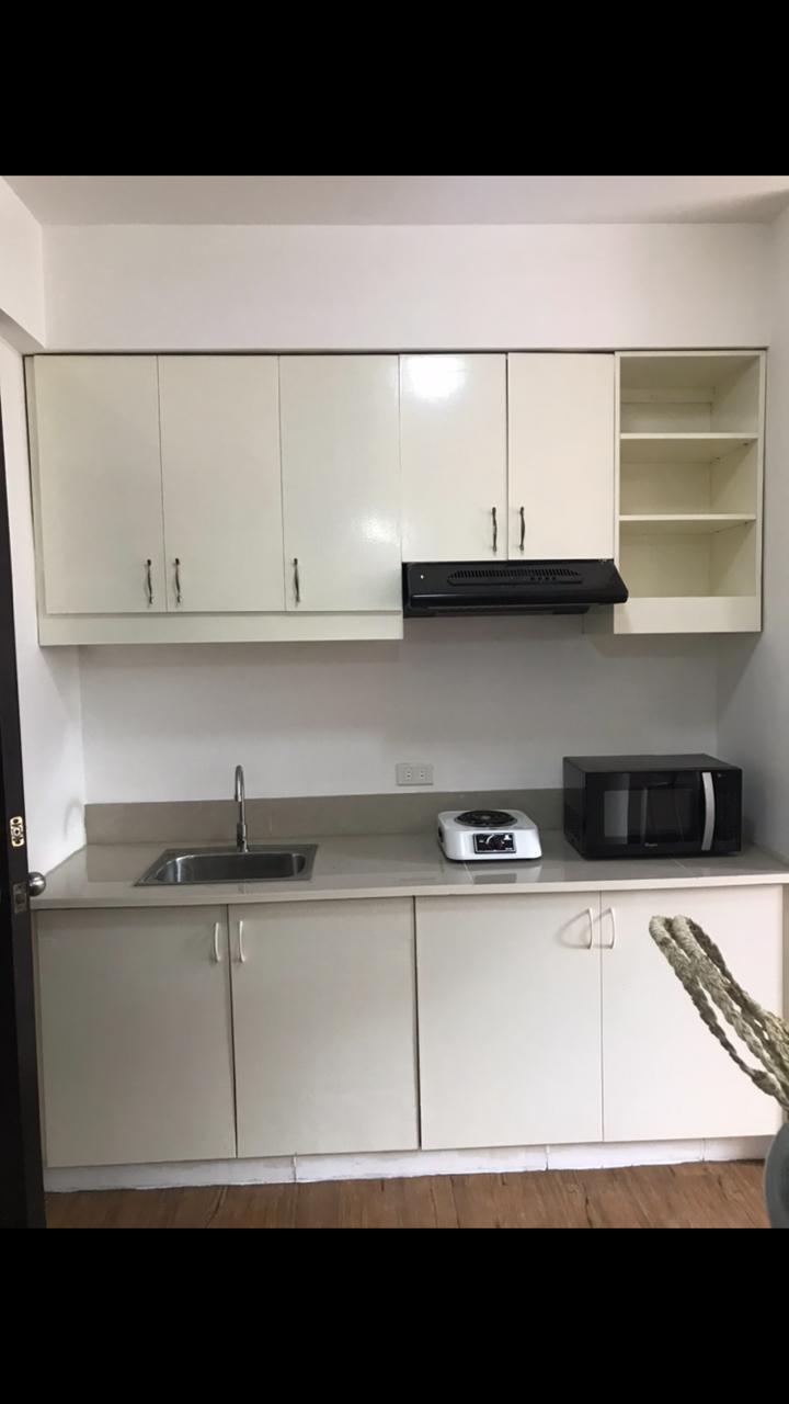 Studio Condo For Rent, Azotea Suites 3
