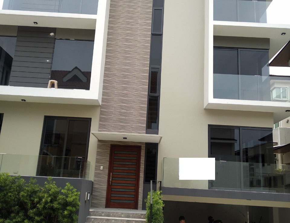 5BR House For Lease, McKinley Hill Village 1