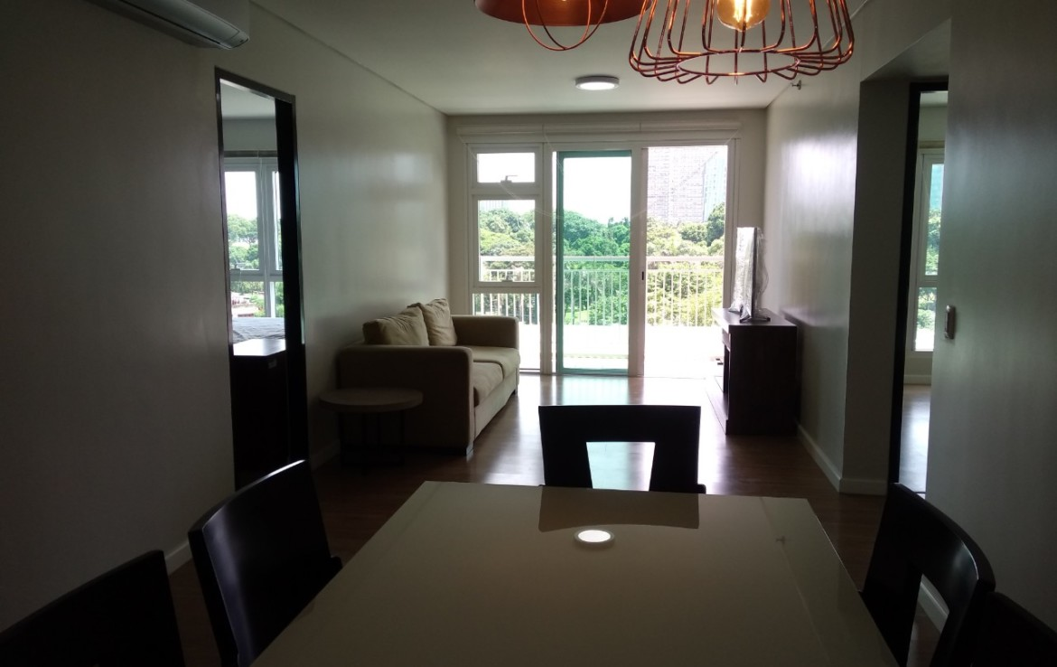 3BR Condo For Lease, The Sequoia at Two Serendra 3