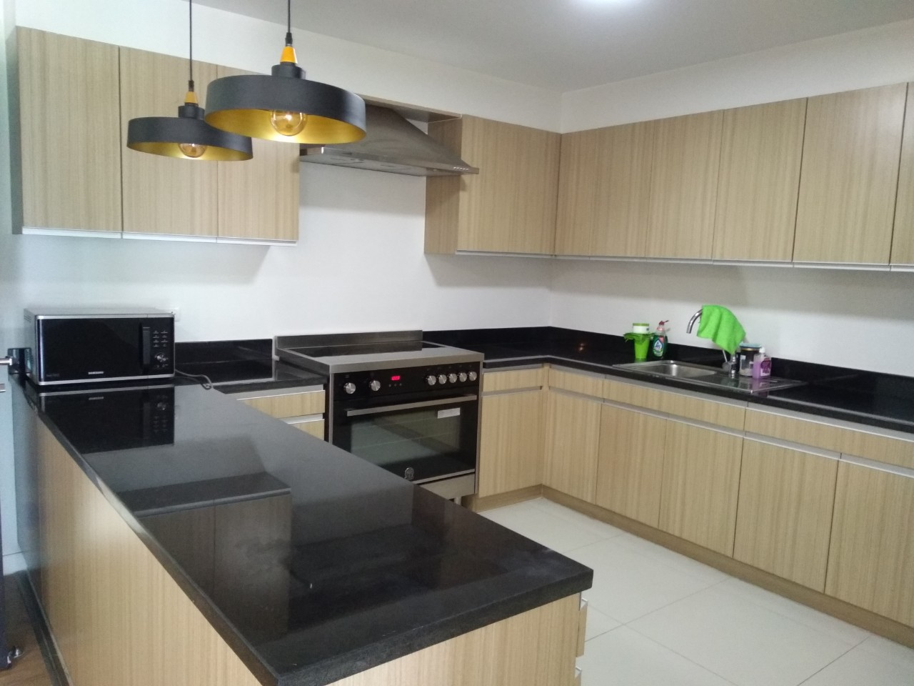 3BR Condo For Lease, The Sequoia at Two Serendra 16