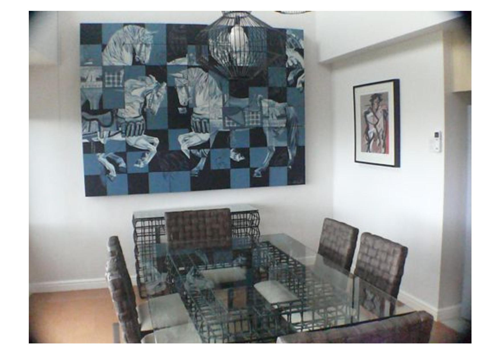 3BR Condo For Lease, One Rockwell West 4