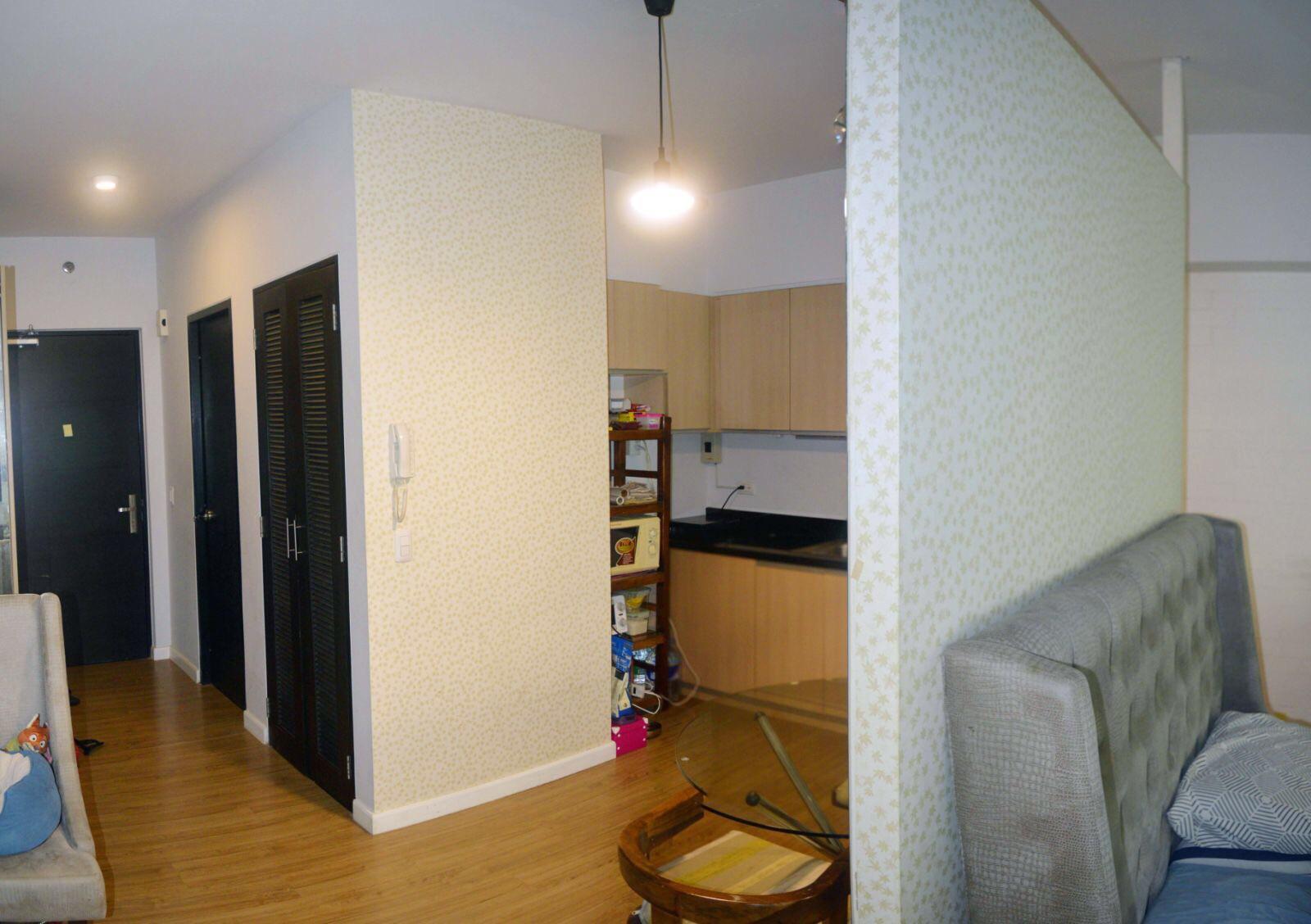 Studio Condo For Rent, Meranti at Two Serendra 4
