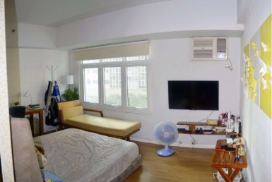 Studio Condo For Rent, Meranti at Two Serendra, Taguig City