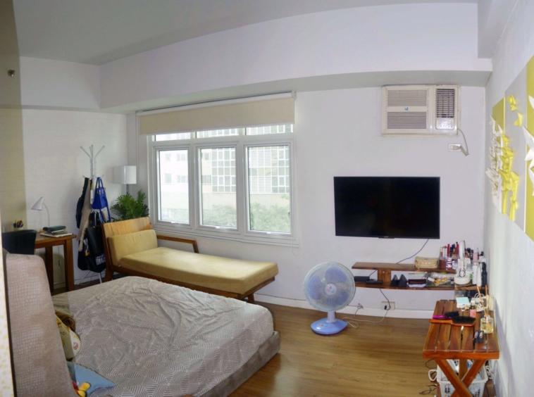Studio Condo For Rent, Meranti at Two Serendra, Taguig City
