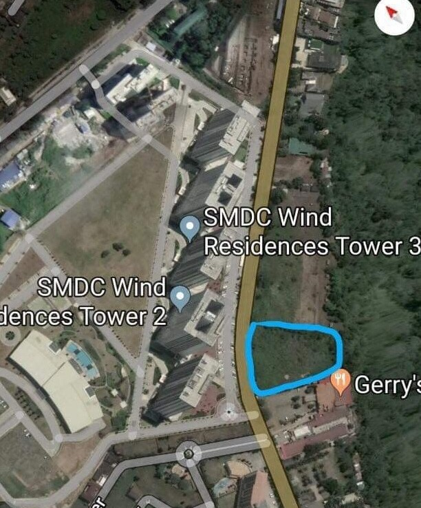 Commercial Lot For Sale, Tagaytay City