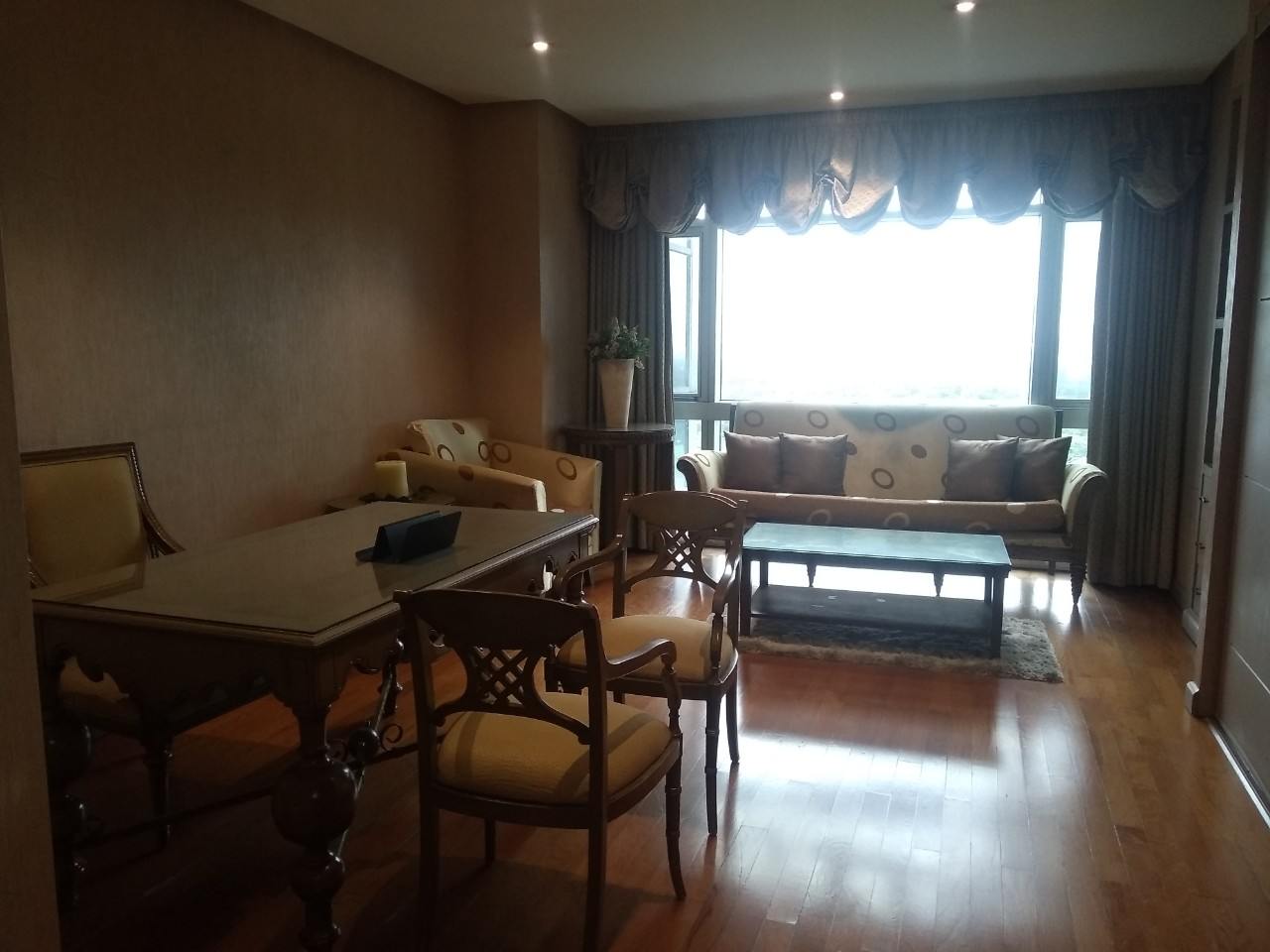 3BR For Lease, North Tower, Pacific Plaza Towers 12