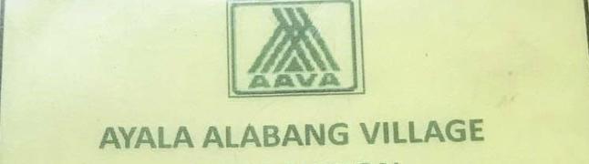 4BR House For Sale, Ayala Alabang, Muntinlupa City