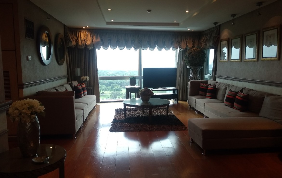 3BR For Lease, North Tower, Pacific Plaza Towers 3