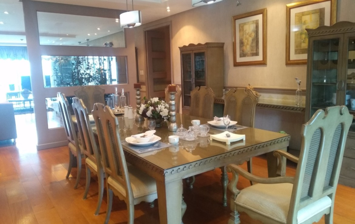 3BR For Lease, North Tower, Pacific Plaza Towers, BGC