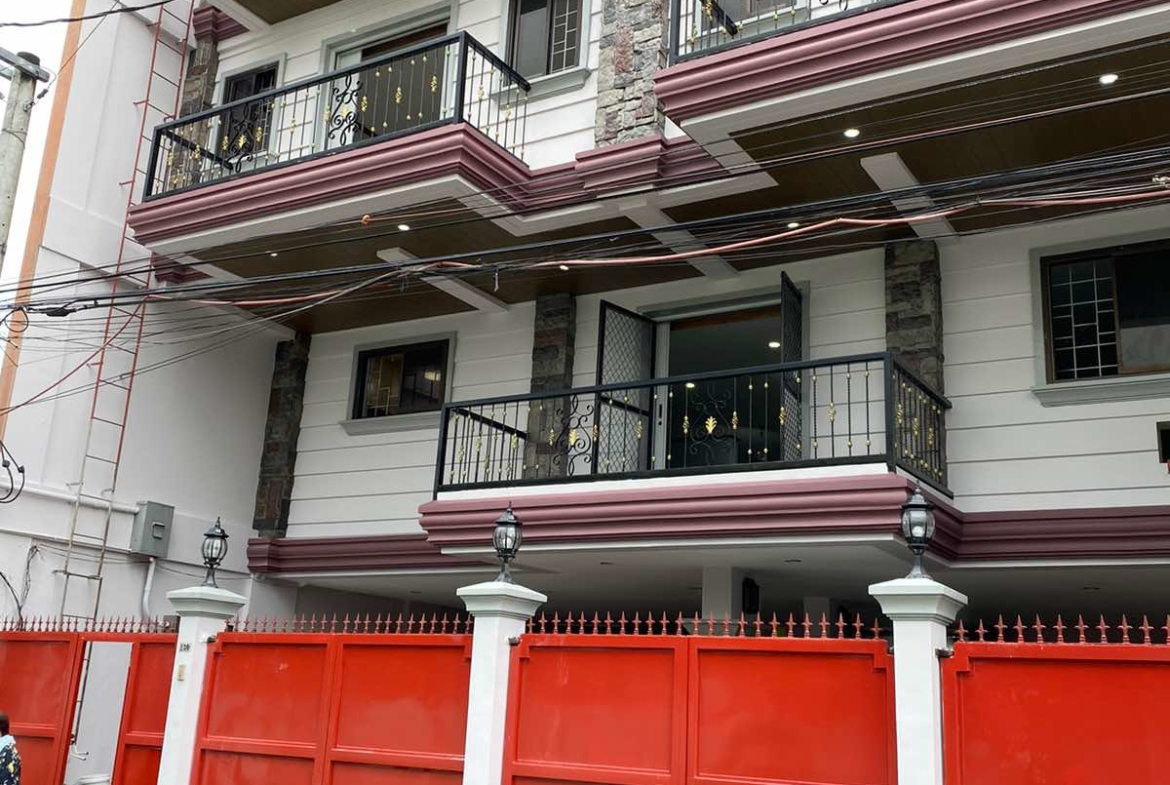 Building For Lease, F.B Harrison, Pasay City
