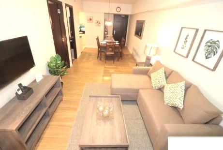 1 Bedroom Condo For Lease, Kroma Tower, Legaspi Village 7