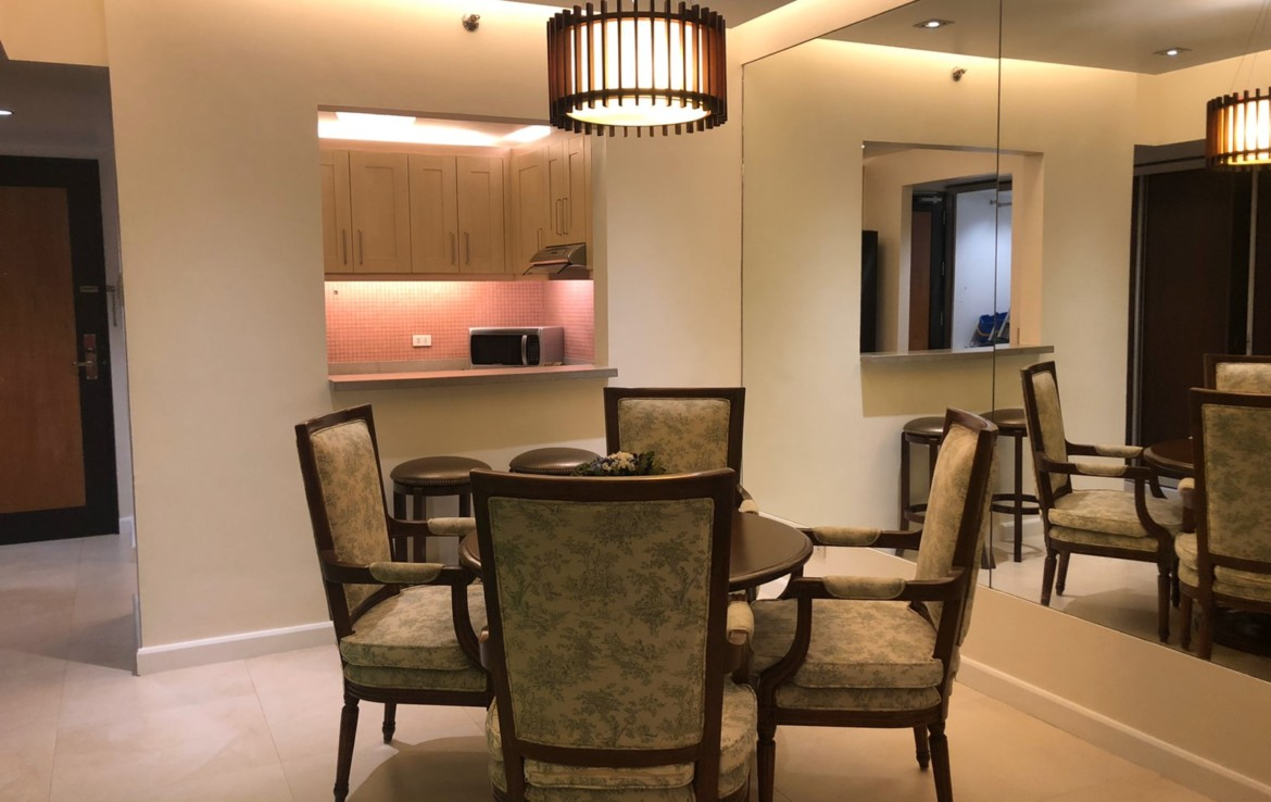 1BR For Lease at Joya North Rockwell 3