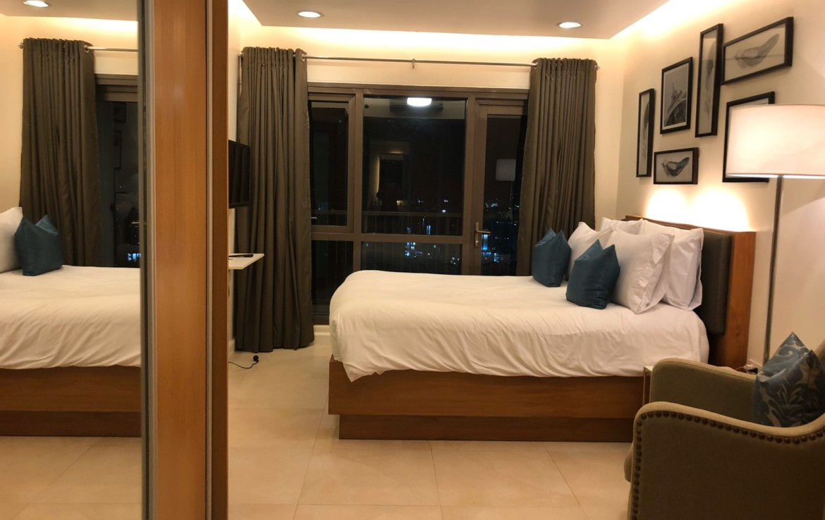1BR For Lease at Joya North Rockwell 2