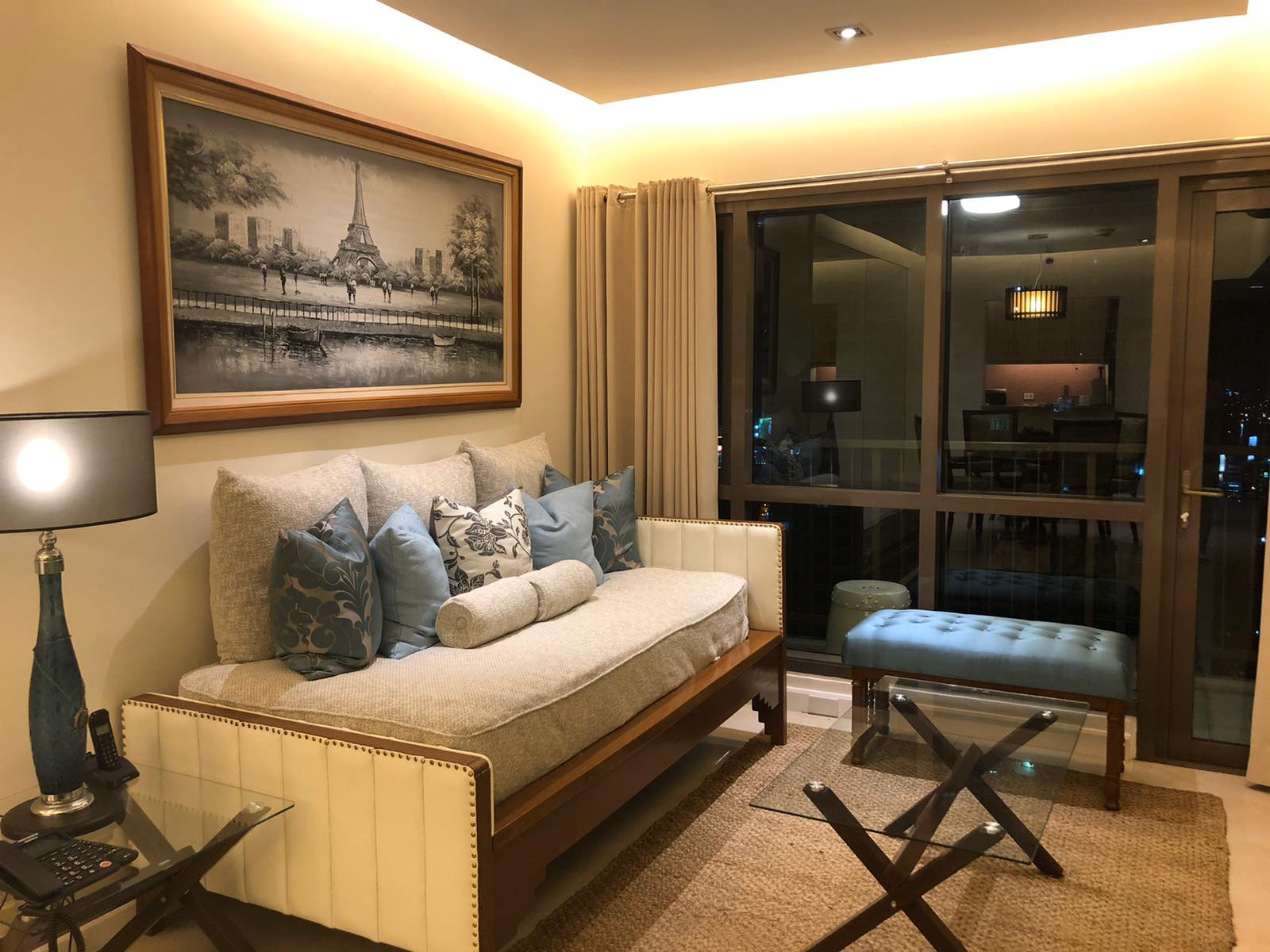 1BR For Lease at Joya North Rockwell 5