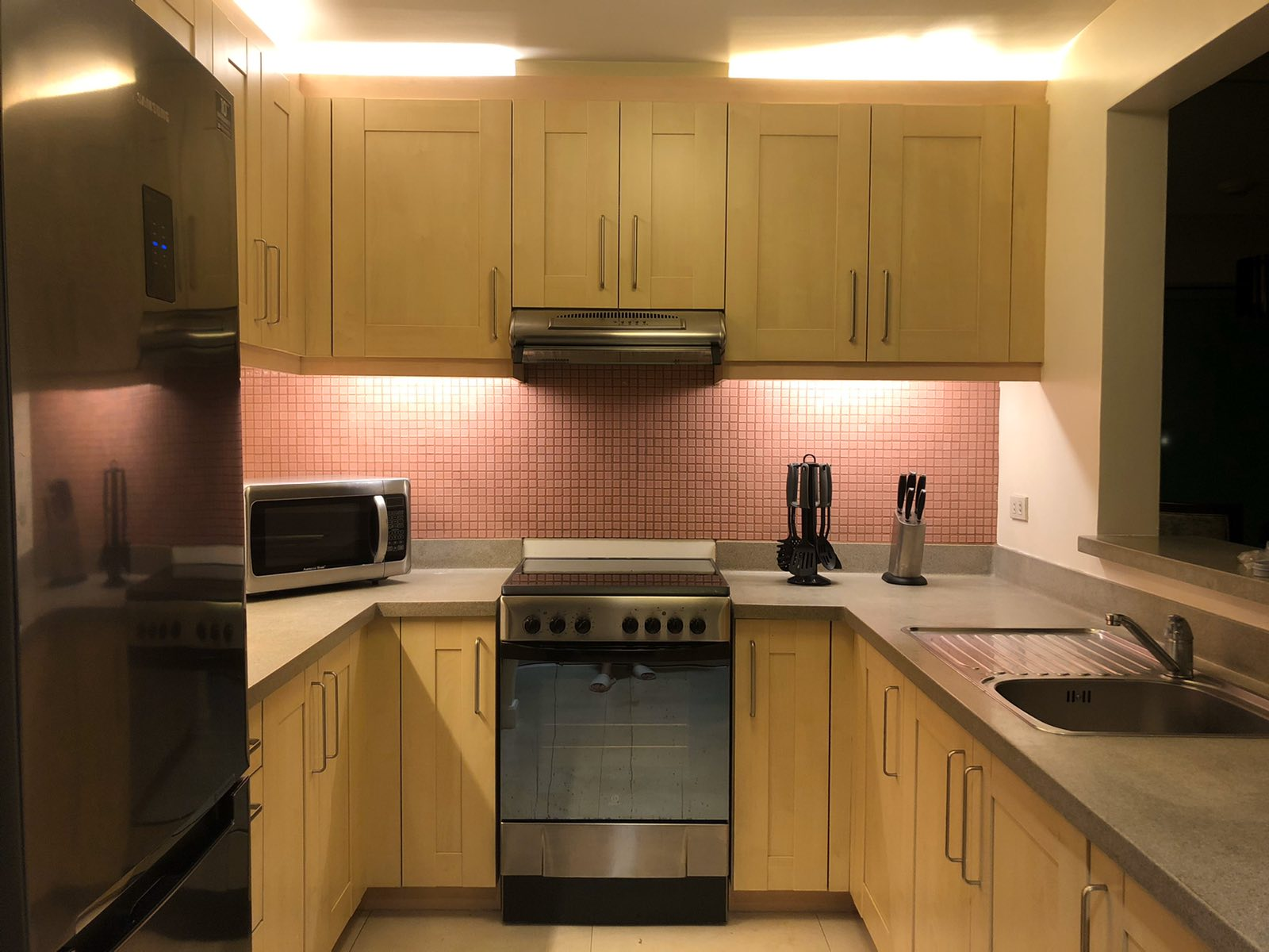 1BR For Lease at Joya North Rockwell 6