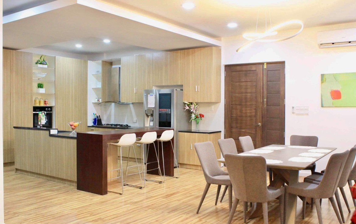6BR House For Rent, Greenwoods Executive Village, Pasig City