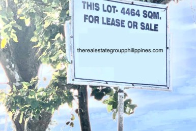 Vacant Lot For Lease Maiitim2 Tagaytay City